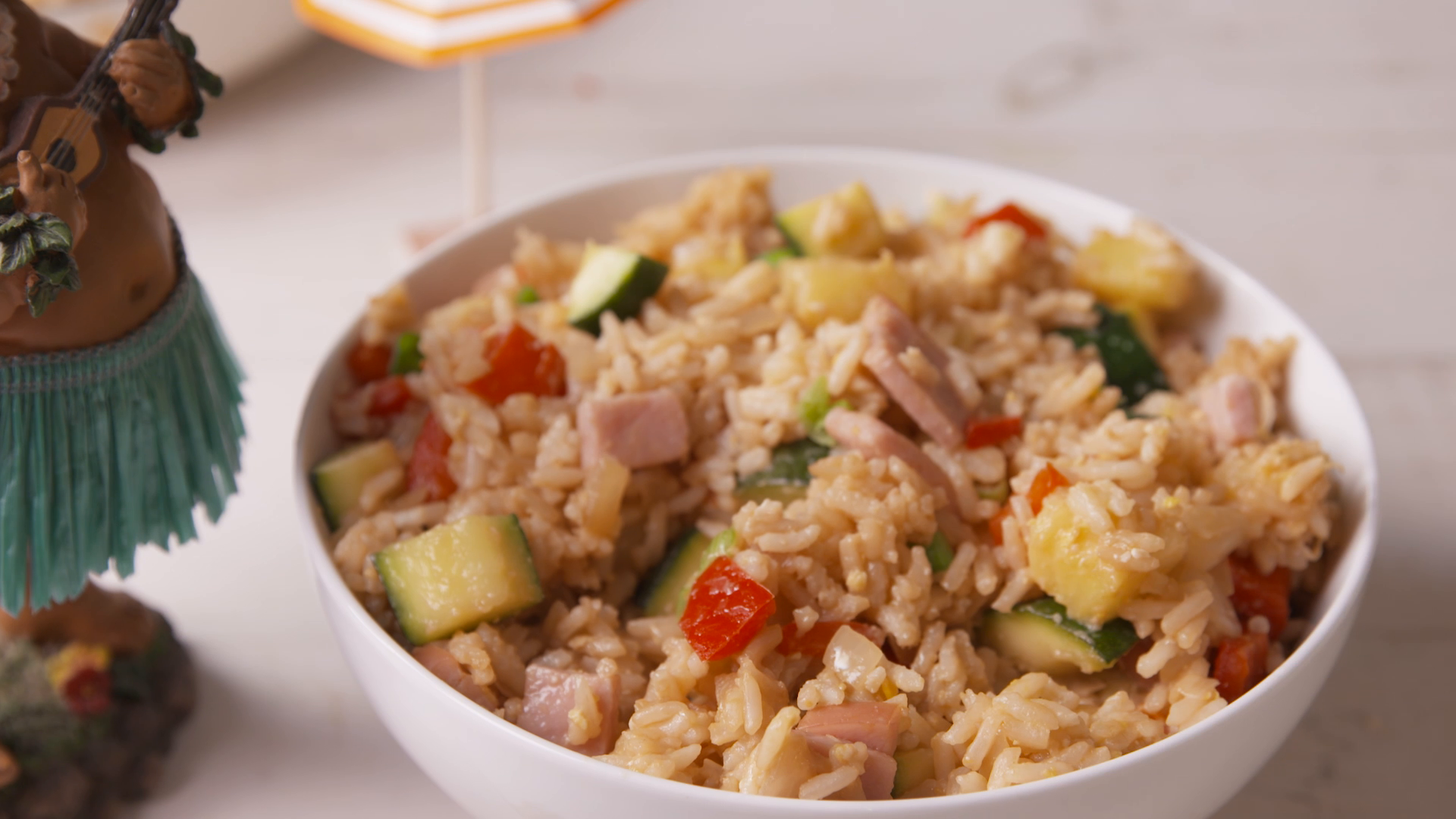 How to Make Paradise Fried Rice