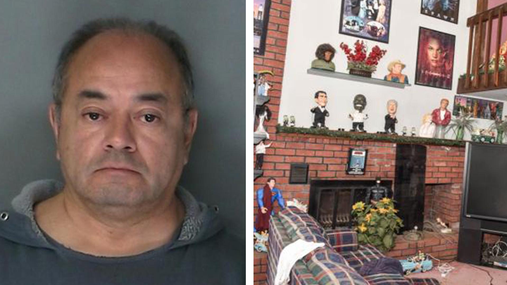 A Look Inside The Home Of A Pedophile Foster Parent Cesar Gonzales-Mugaburu