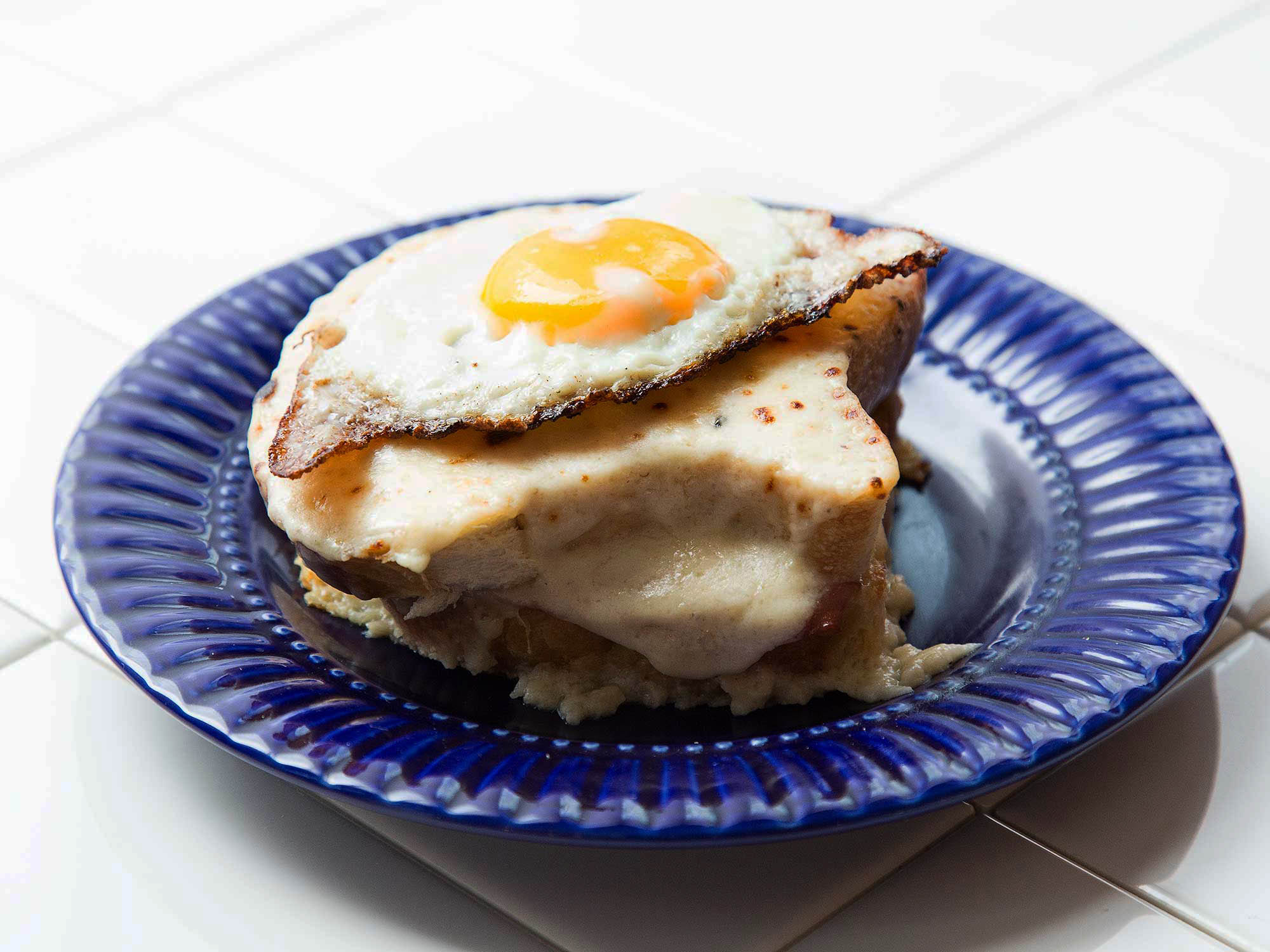 How to Make a Croque Madame