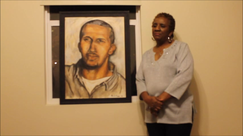 Painter Inspired By Flaws In Louisiana Criminal Justice System