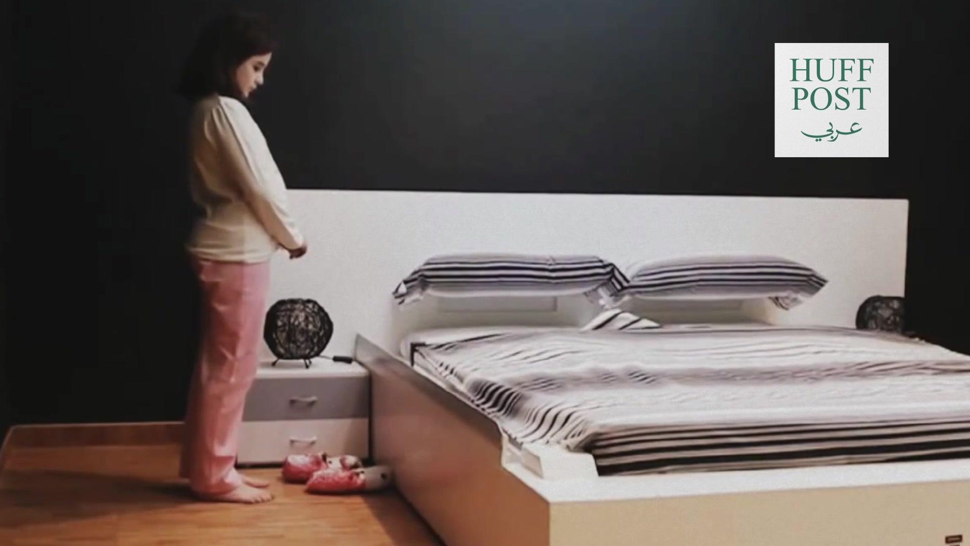 أخيراً حلم حياتك السرير الذكي.. يرتب نفسه بنفسه