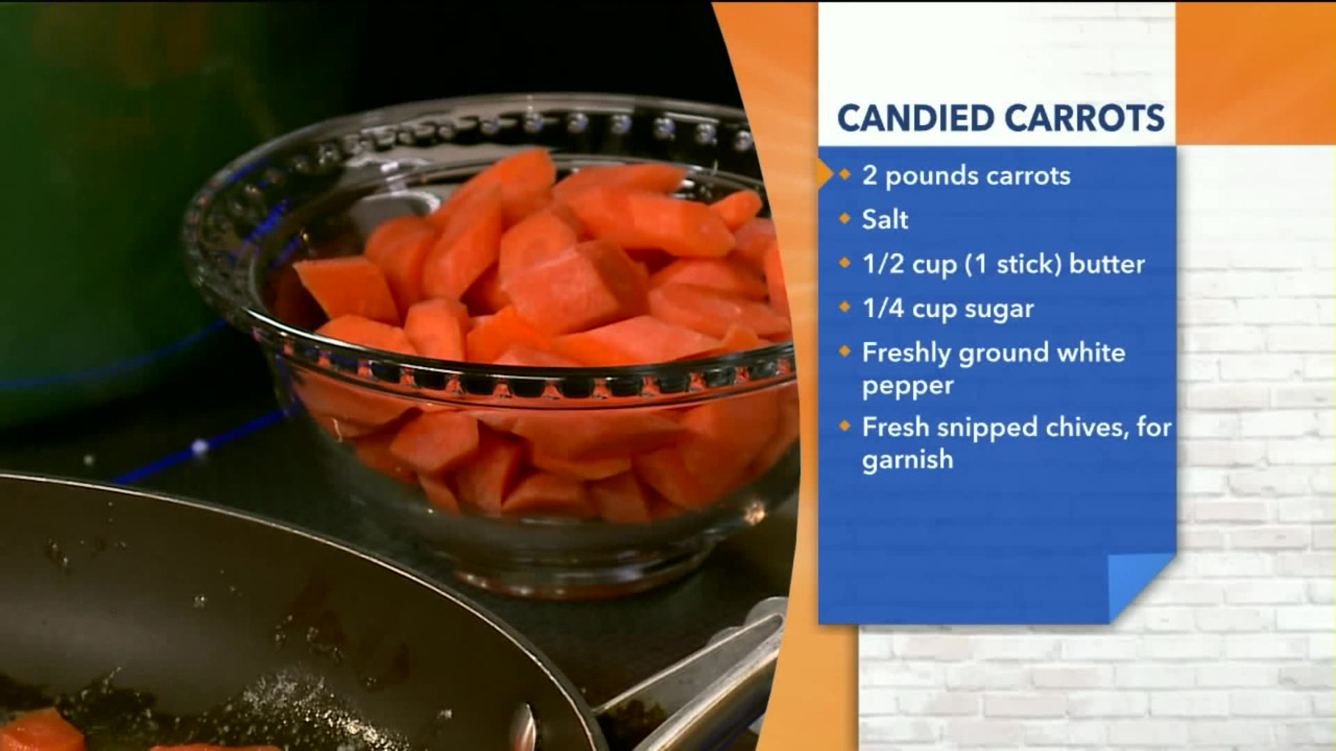 How to Make Candied Carrots