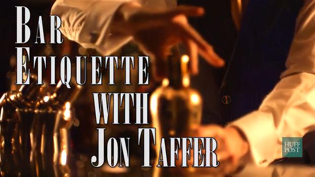 Bar Etiquette With Jon Taffer