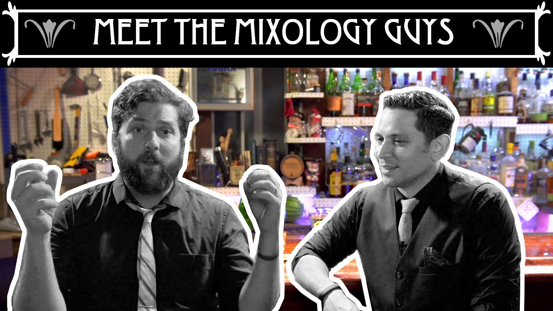 Meet the Mixology Guys: Joe Brooke and Jason Bran