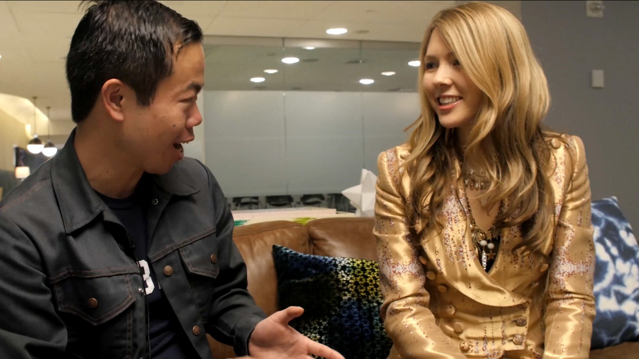 Beatie Wolfe On Making Music Tactile
