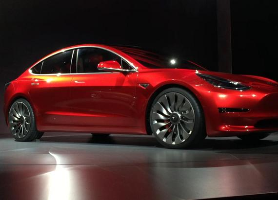 Tesla Model 3 Unveiling | Autoblog Short Cuts
