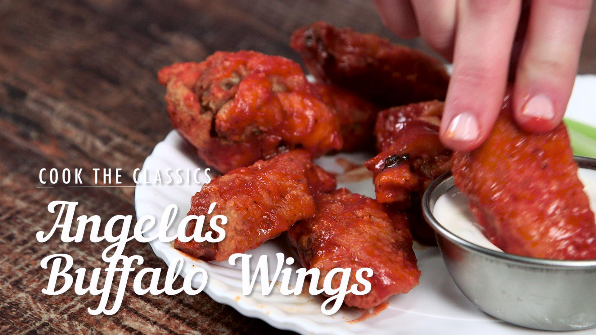 How to Make Classic Buffalo Wings