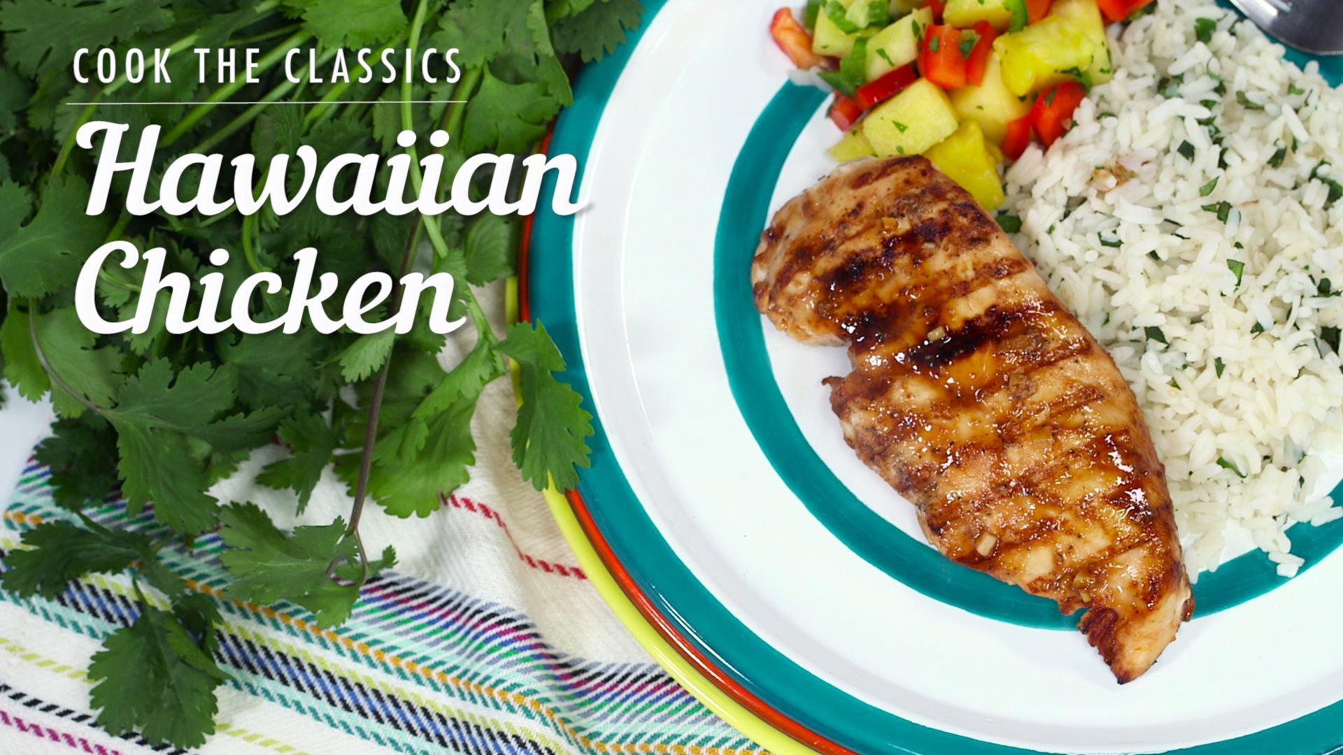 How to Make Classic Hawaiian Chicken