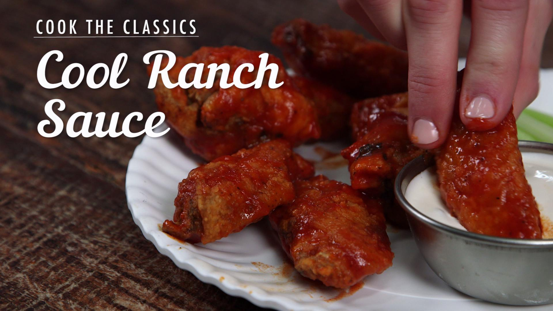 How to Make Ranch Sauce