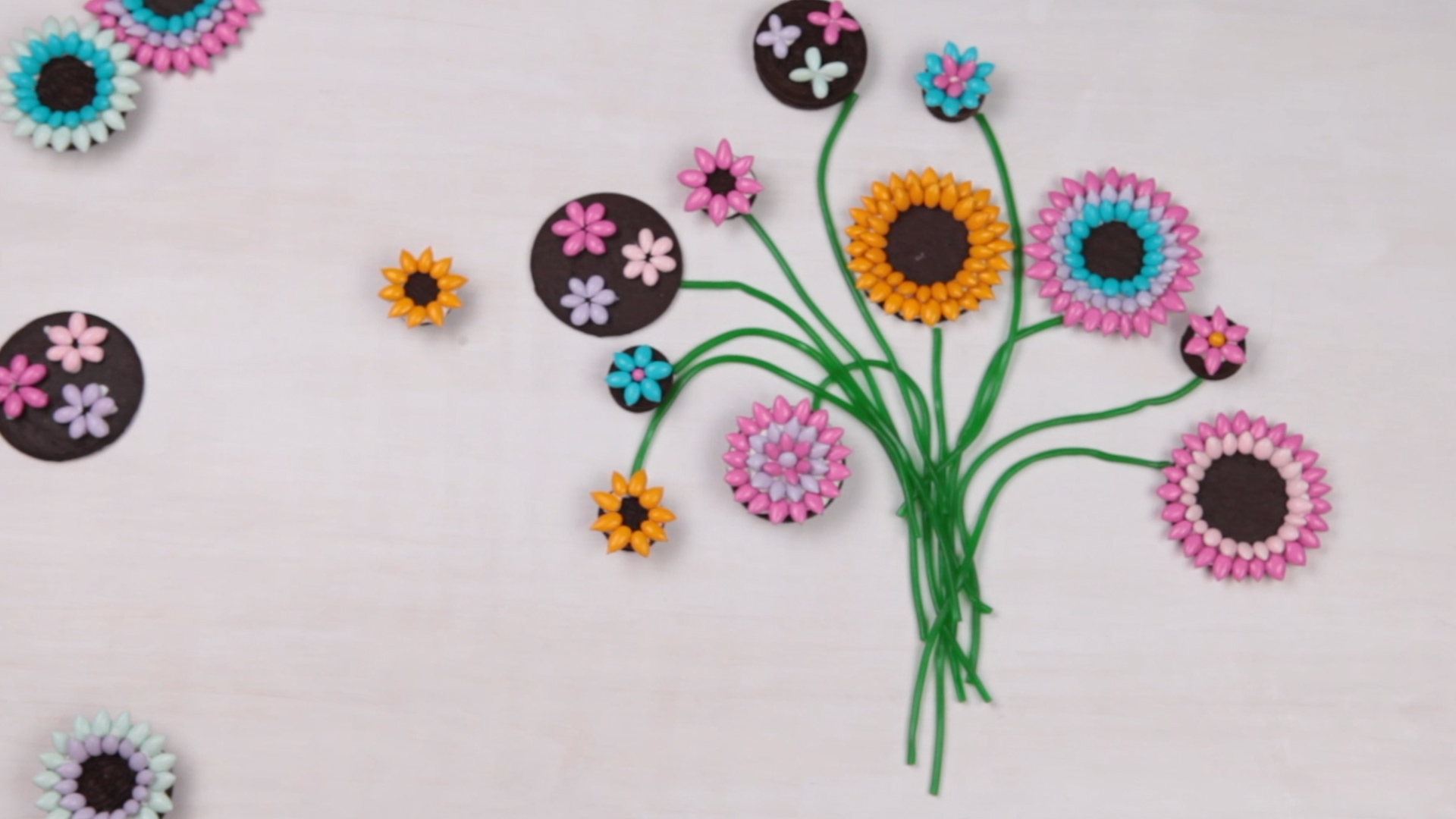How to Make Sunflower Cookies