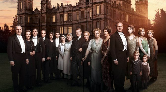 What The Stars of Downton Abbey Look Like in Real Life