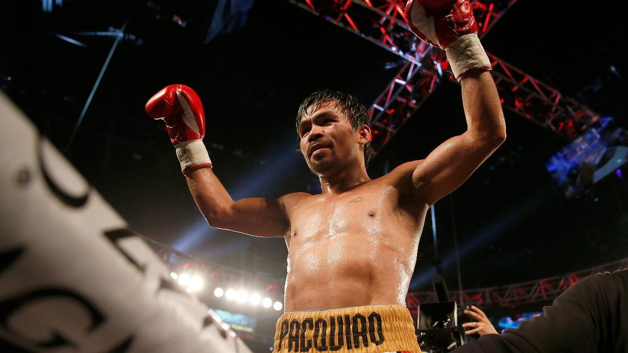 Manny Pacquiao Retires After Defeating Timothy Bradley