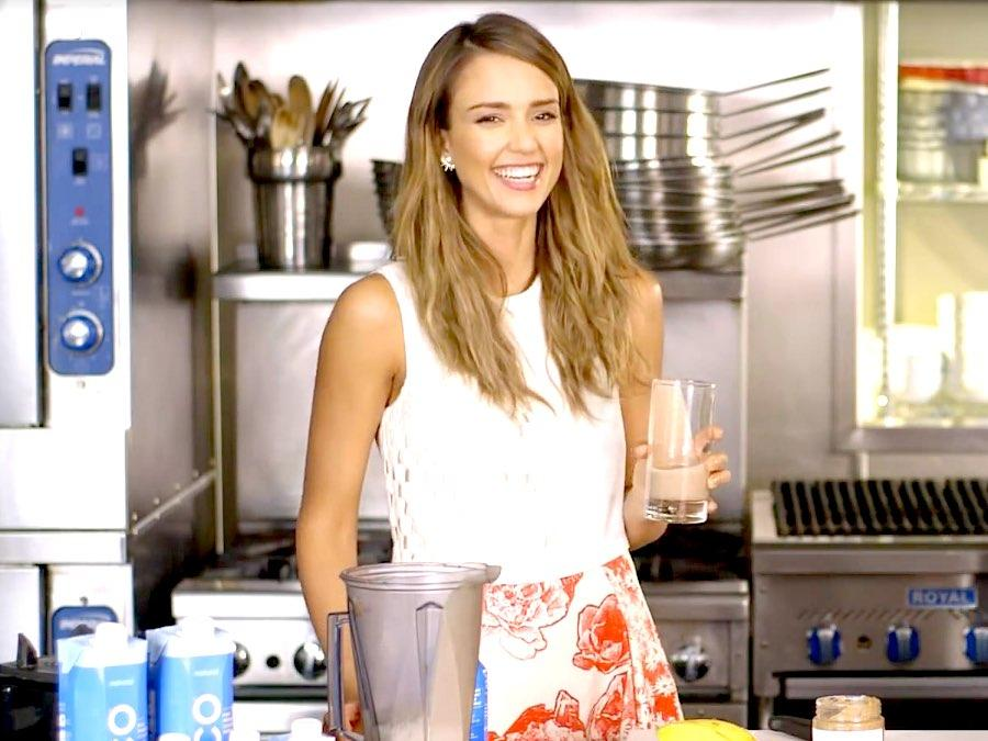 3 Cheap Celebrity Smoothie Recipes