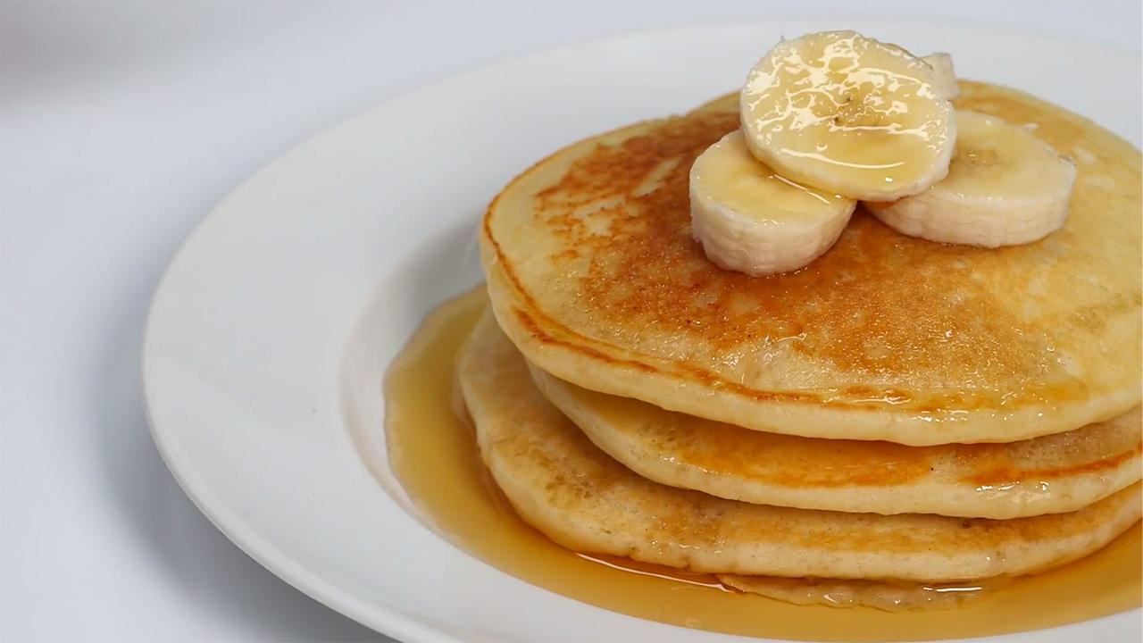 Your Family Will Flip for These Banana Pancakes