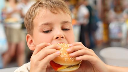Restaurant Kids' Meals and Nutrition Facts