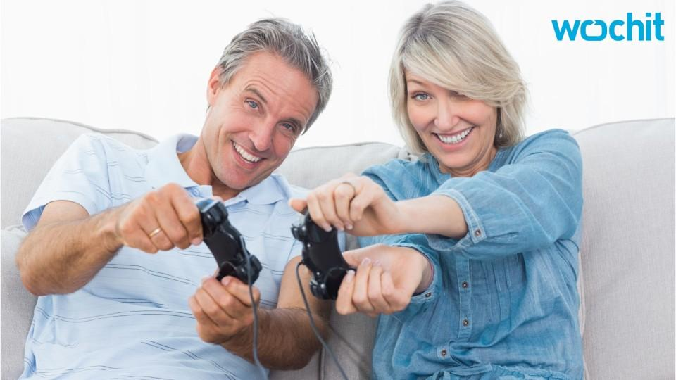 Gamers Over Age 50 Becoming More Common