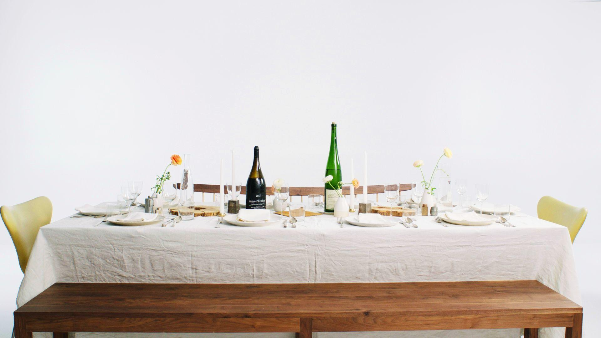 How to Set a More Stylish Table
