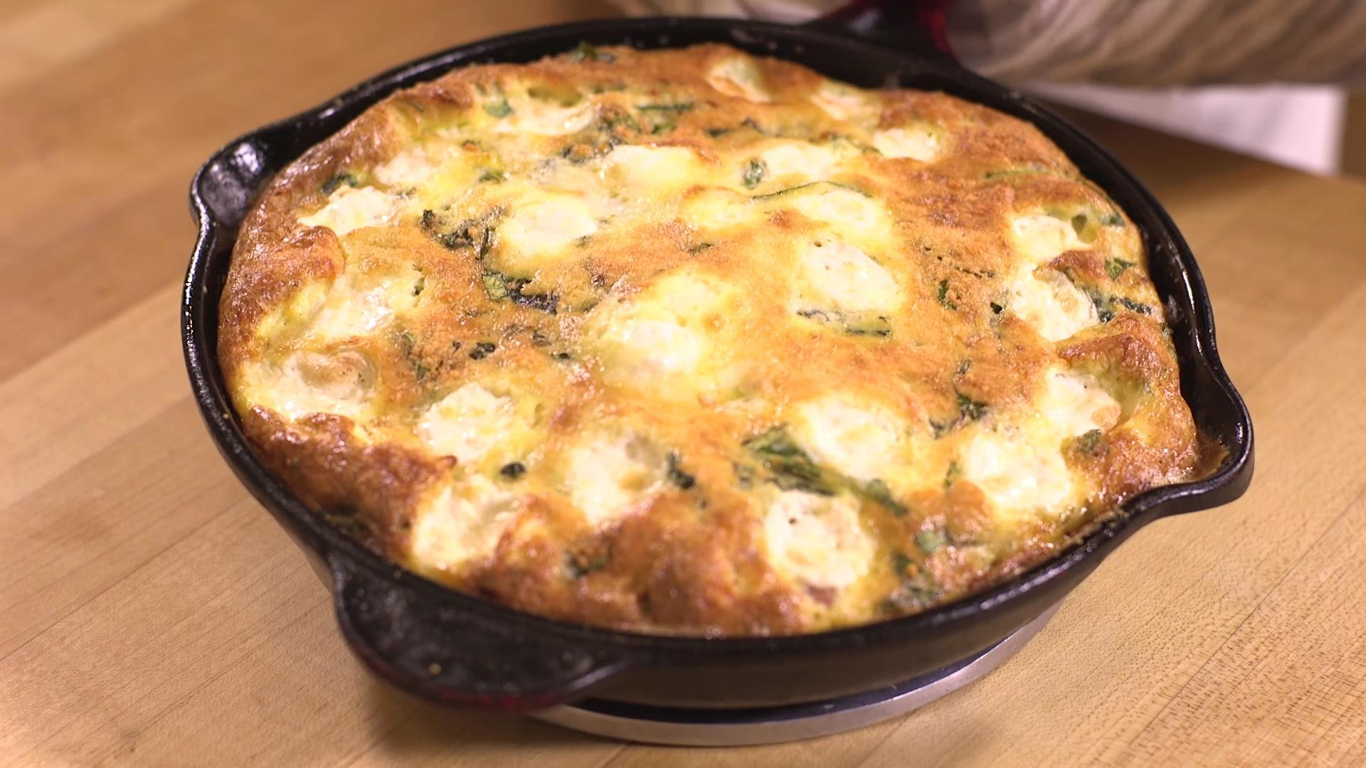 Whip Up a Weeknight Frittata in No Time