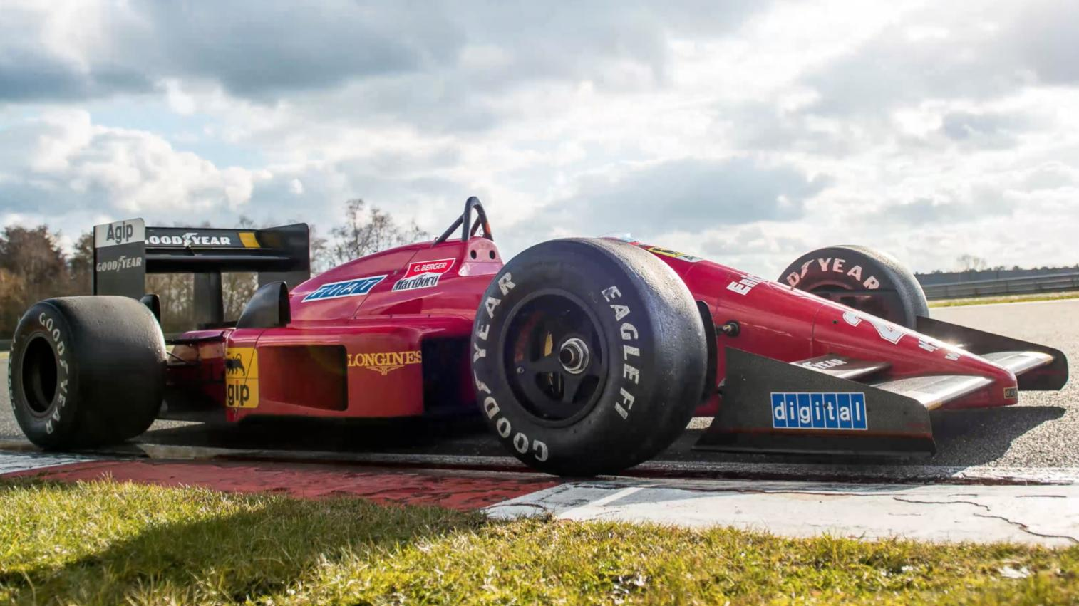 Classic Racecars: How Scuderia Ferrari Beat Its 80s Slump