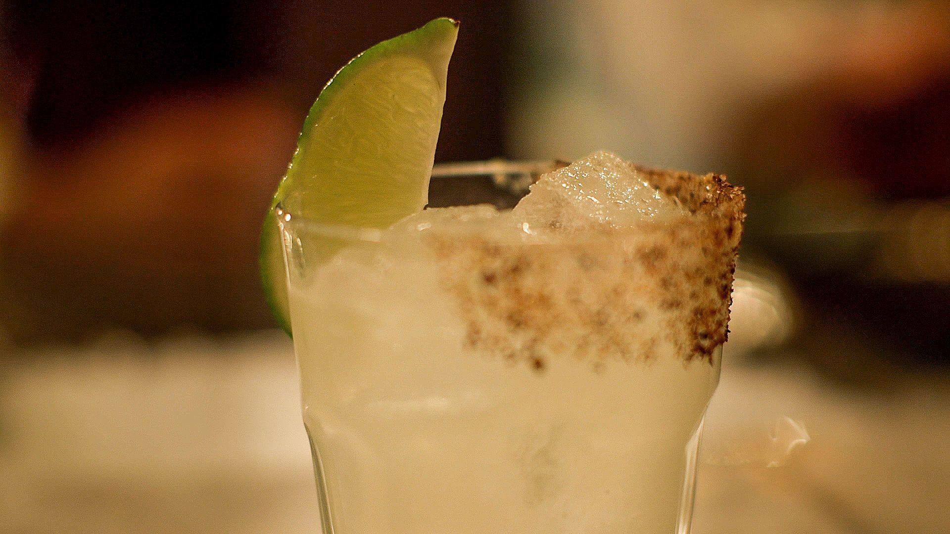 How to Make a Roasted Margarita