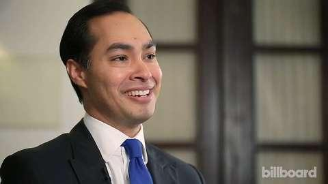 HUD Secretary Julián Castro: 'Artists Can Make a Powerful Difference in Shaping Public Opinion'