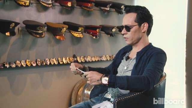 Marc Anthony Reveals Whether He'd Run for Political Office