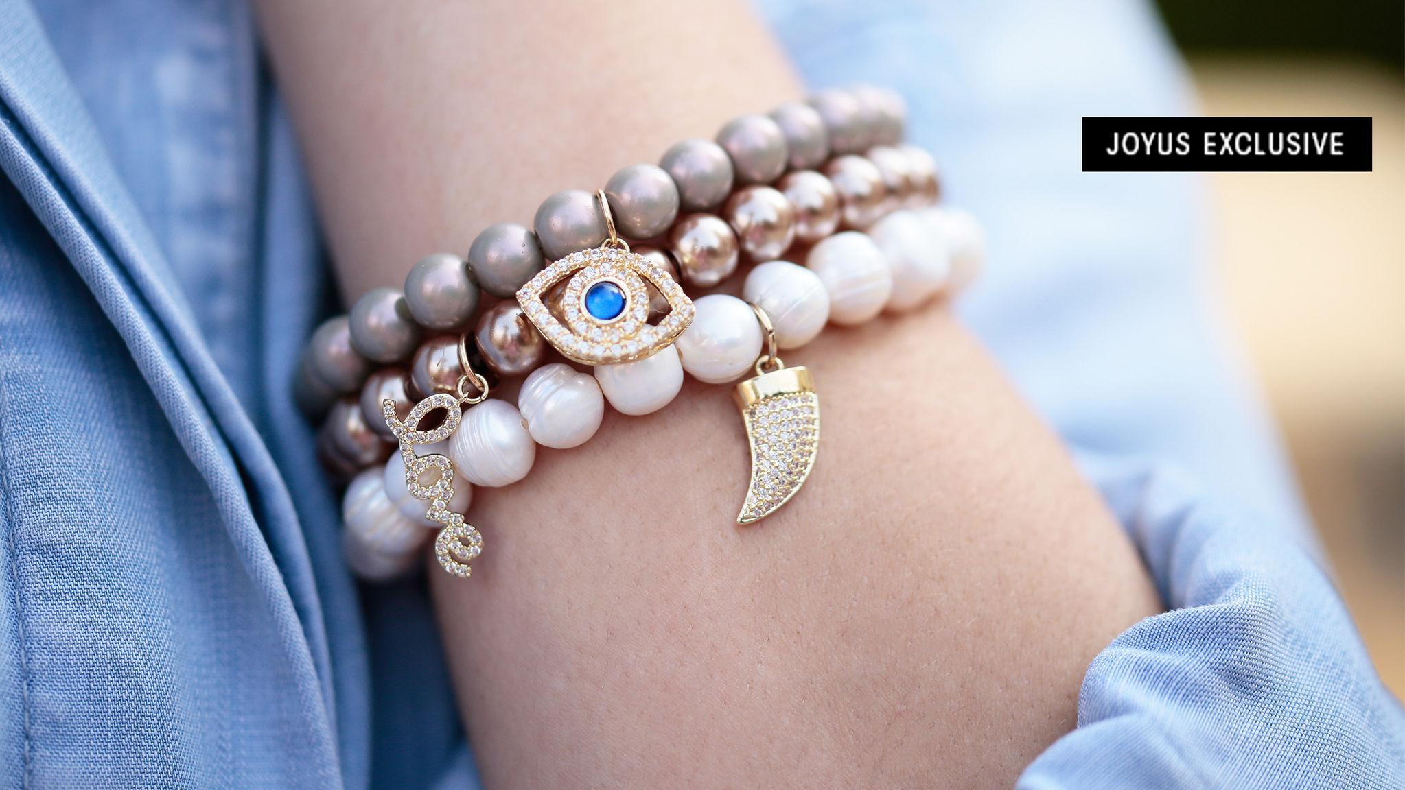 Pretty Positivity: Lucky Charm Bracelets