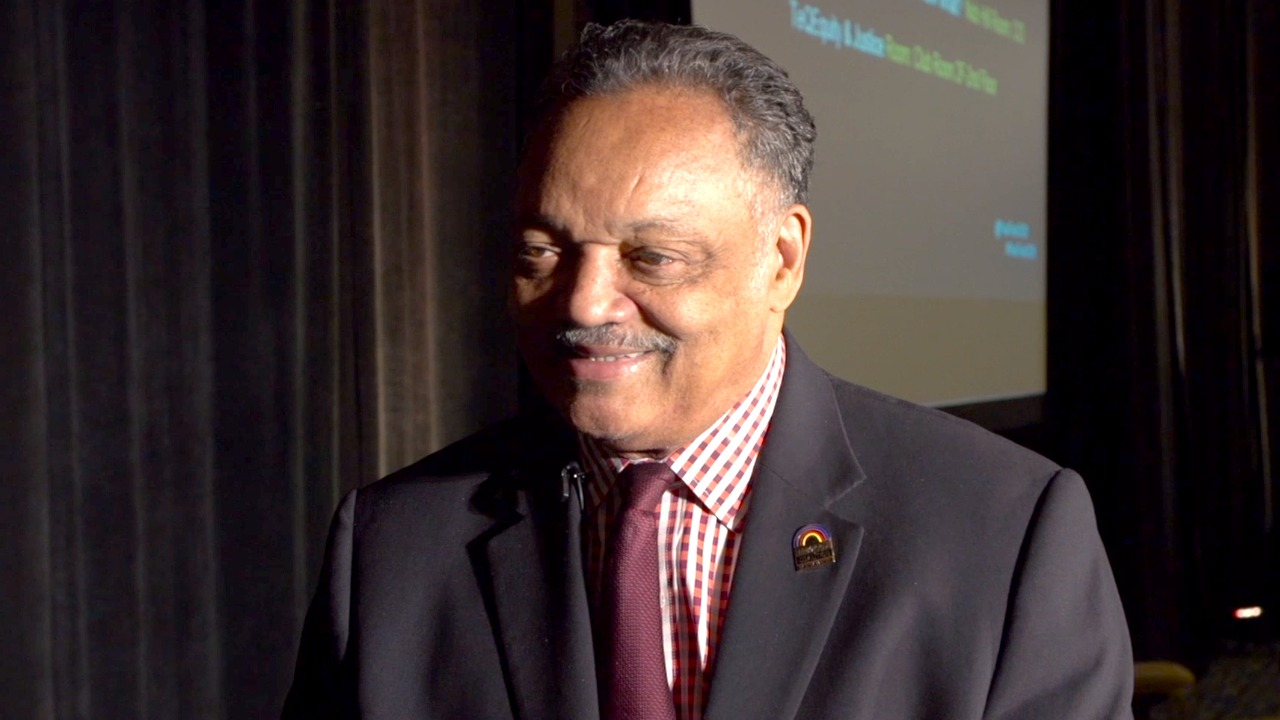 Jesse Jackson Promotes Inclusion at PUSHTech 2020