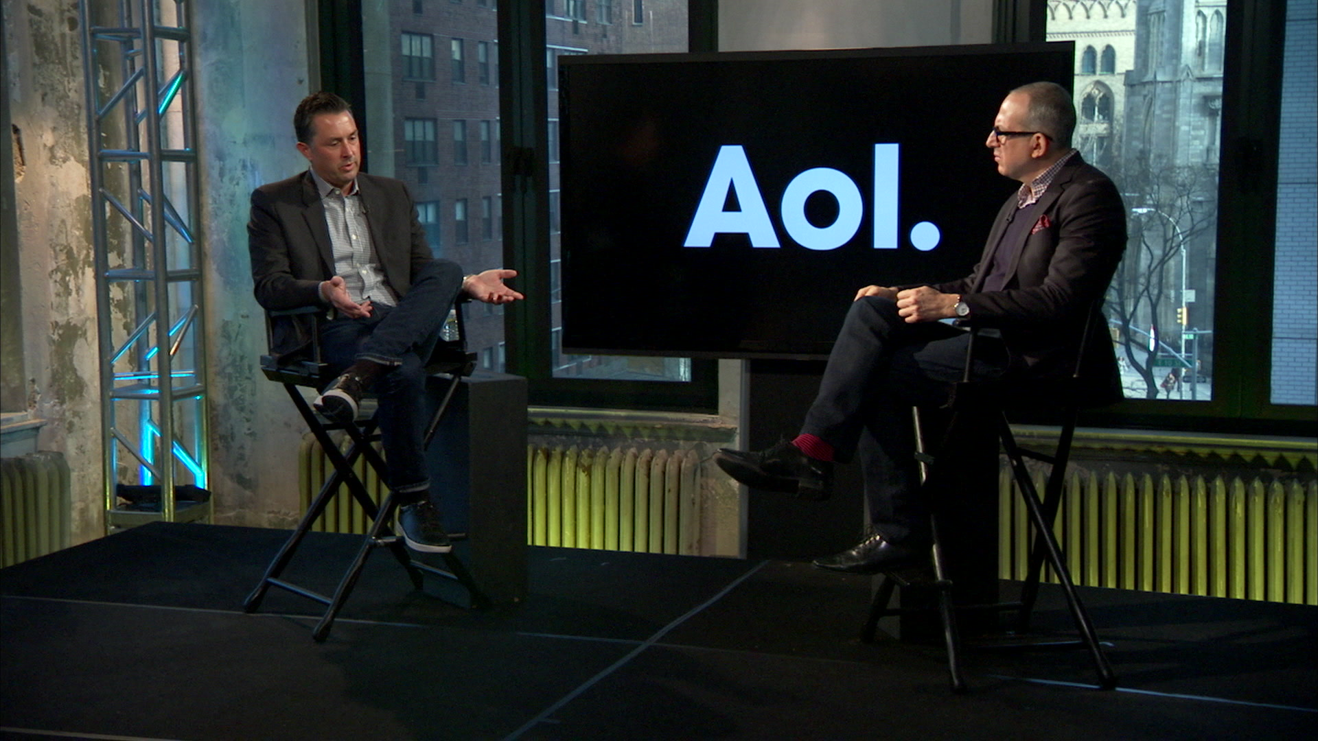 AOL and Effie's Present: Jack Talk 2016 with Scott Symonds of AKQA Media