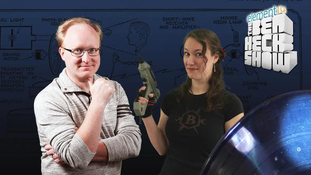 The Ben Heck Show - Episode 230 - Ben Heck's Mechanical Television Part 1