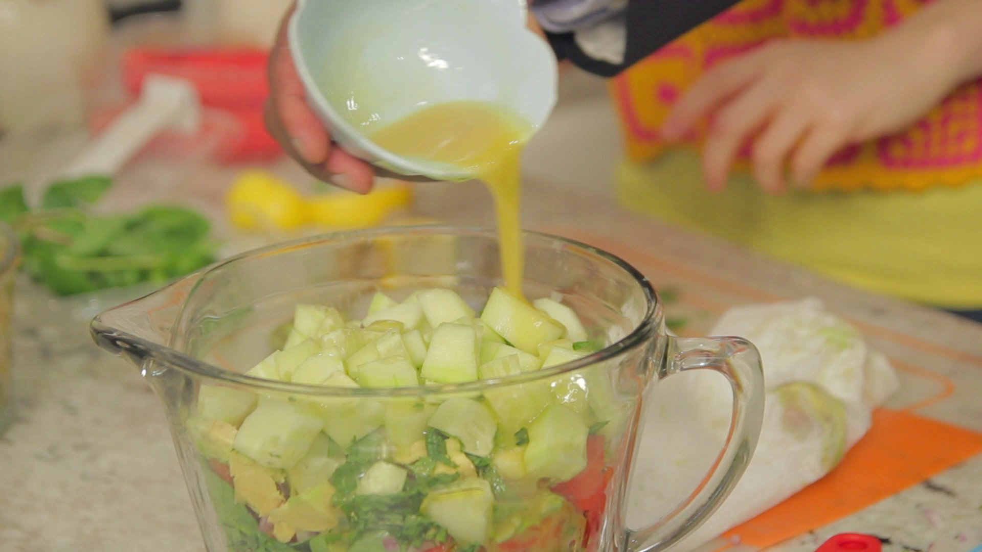 How To Make A Salad Better: Alcohol