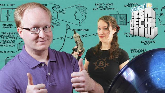 The Ben Heck Show - Episode 233 - Ben Heck's Mechanical Television Part 2