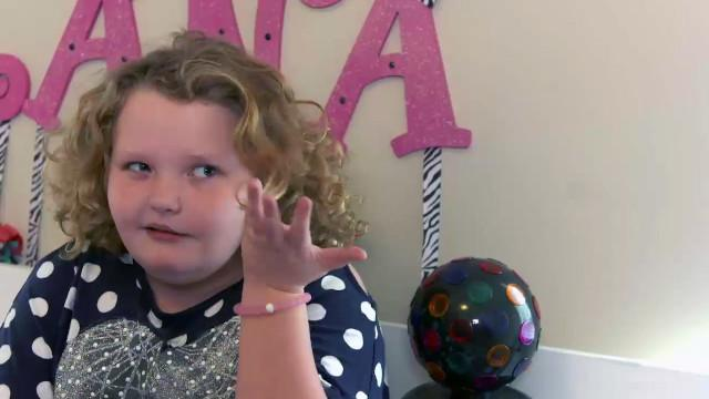 """Why Honey Boo Boo Was """"Kind of Happy"""" Her Show Ended"""
