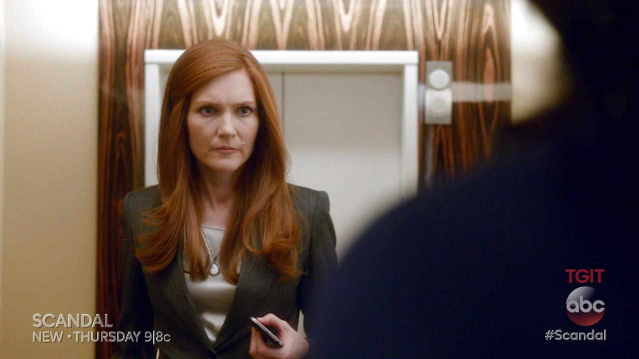 Scandal Sneak Peek: Olivia and Abby Face Off