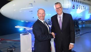 Delta CEO: Deal to make airline largest Bombardier jet operator