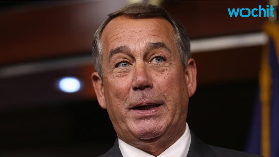 John Boehner Compares Ted Cruz to Satan