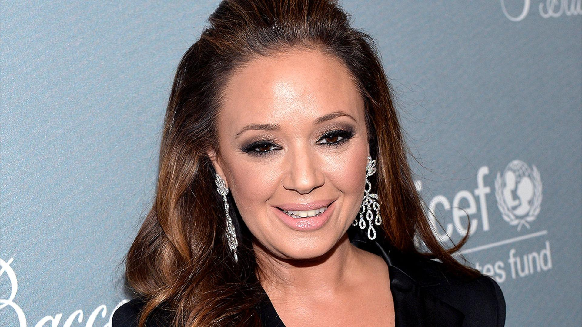 Leah Remini Driving Force Behind New Scientology Tell-All Book Written by Leader's Father