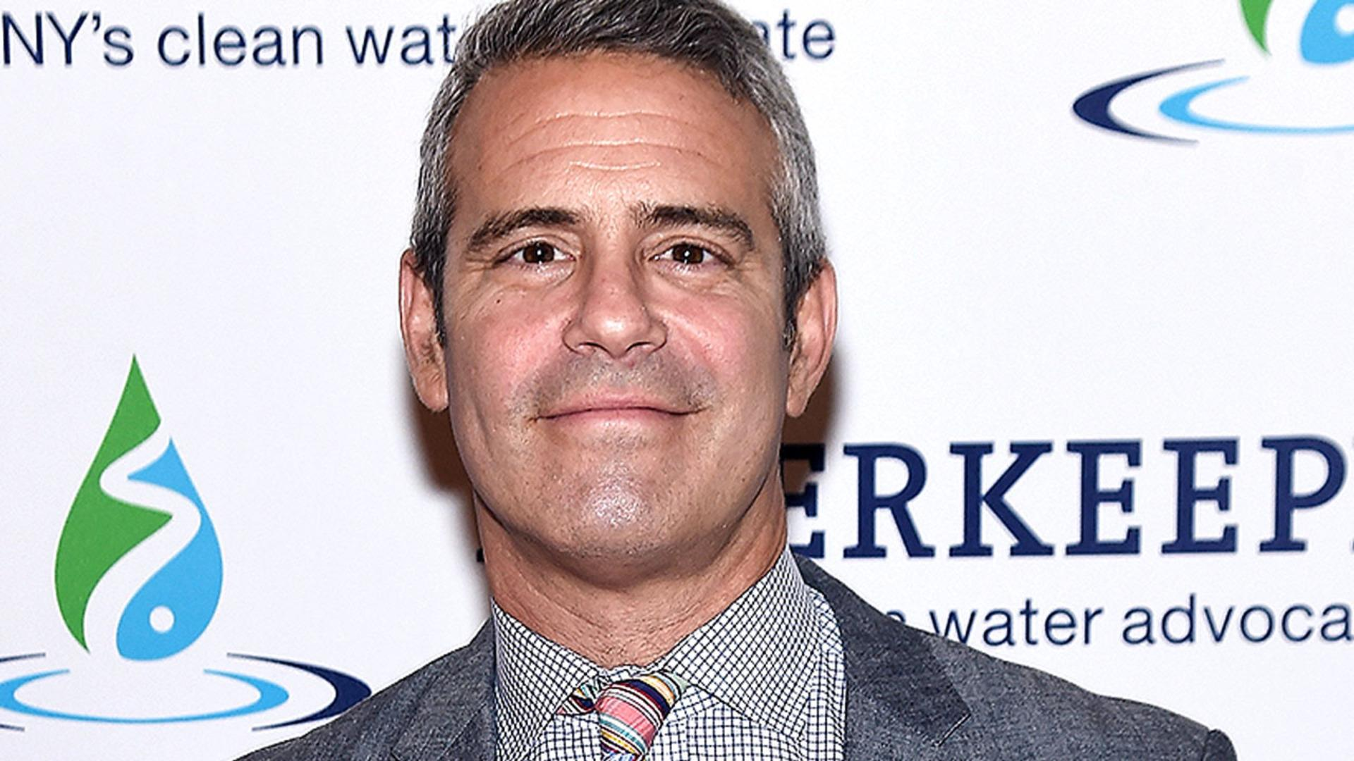 "Andy Cohen Says ""No Way!"" to 'Live!' and Kelly Rippa"