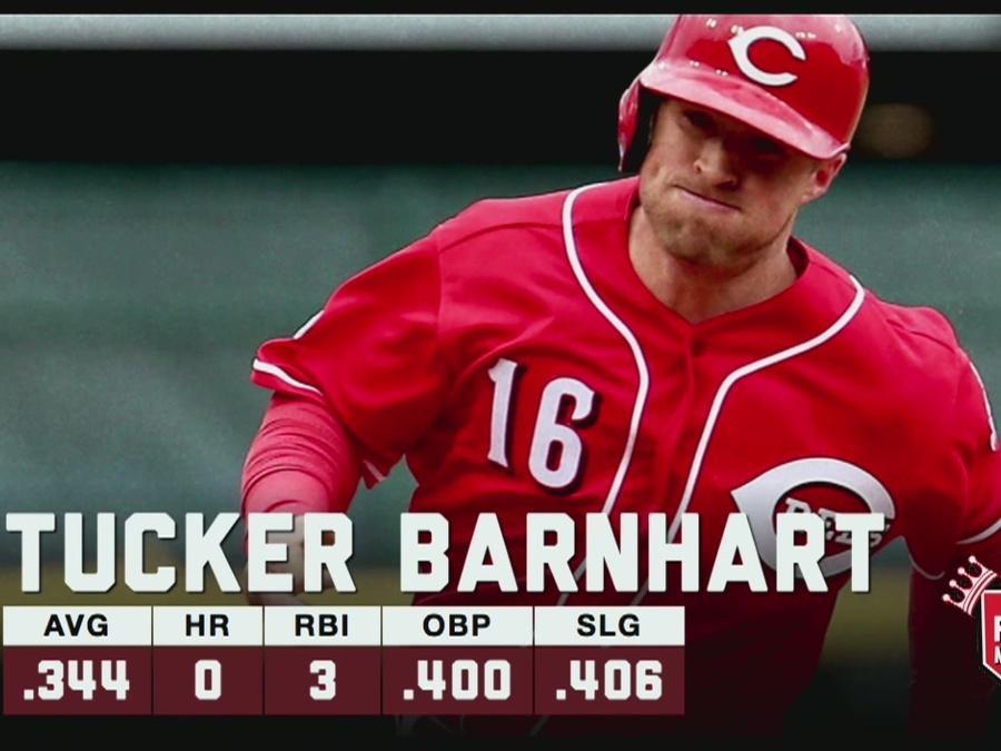 Cincinnati Reds catcher controversy: Barnhart or Mesoraco? - Fifth Mascot (4/28/16)