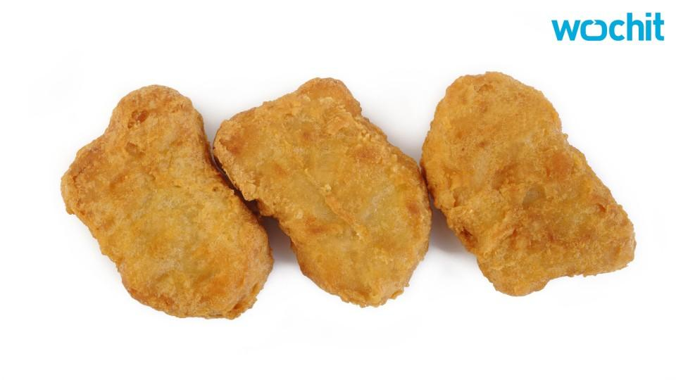McDonald's Chicken McNugget Recipe Gets The Boot