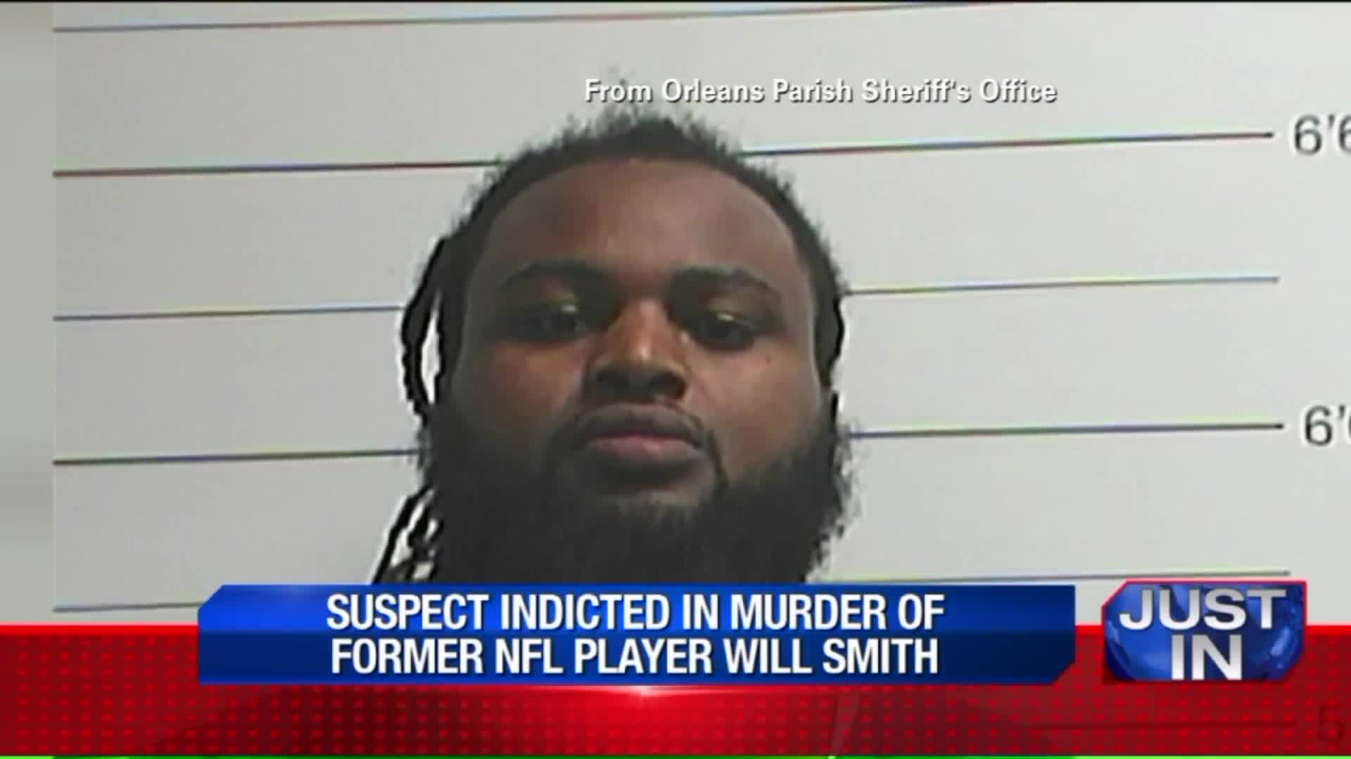 Man Indicted On Murder, Attempted Murder Charges In Killing of Will Smith