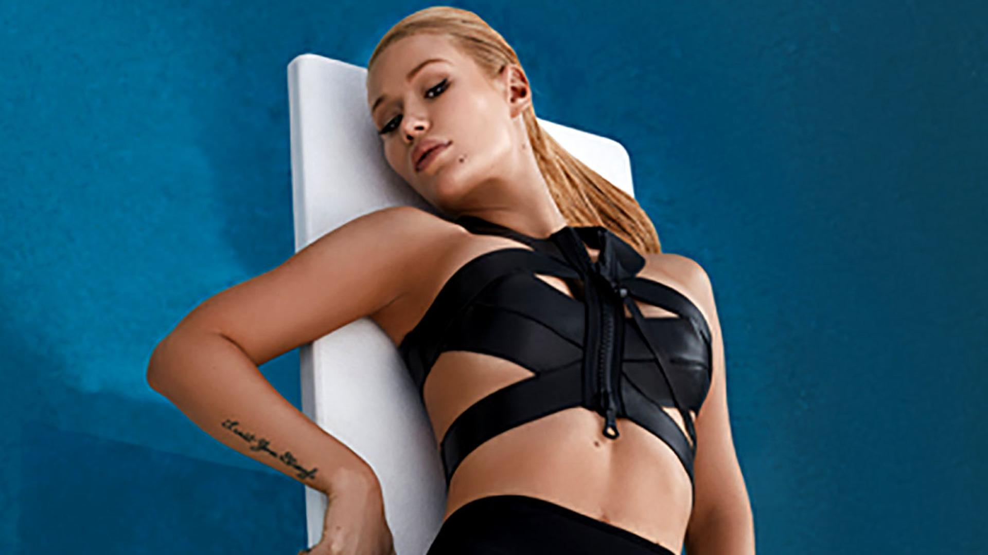 Iggy Azalea Flaunts Toned Bikini Bod for #Legends Magazine
