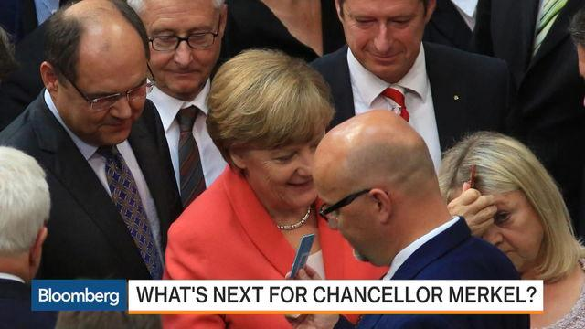 What's Next for German Chancellor Angela Merkel?