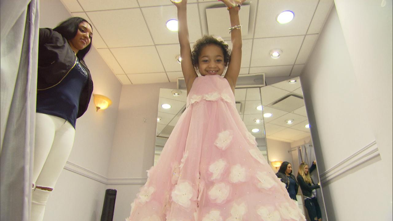 Devon Still's Cancer Free 5-Year-Old Daughter Designs Dress for Dad's Wedding