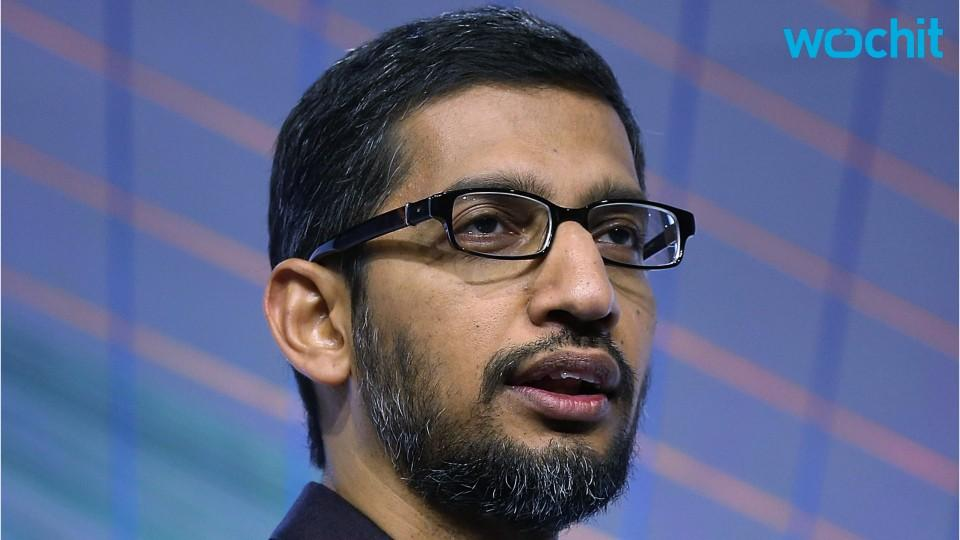Google Founders Pass Crown To Google's New King