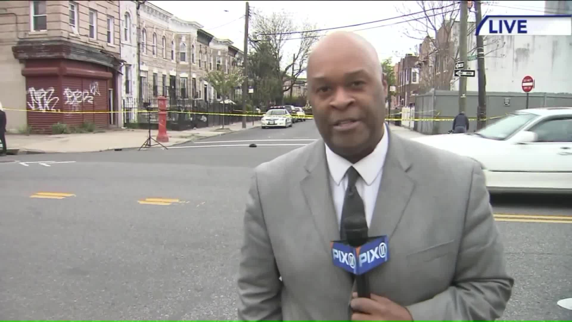 Woman Pistol-Whipped During Robbery In Brooklyn