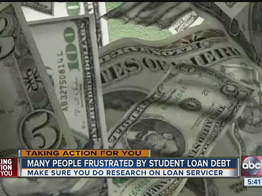Government launches new website to help pay off student loans
