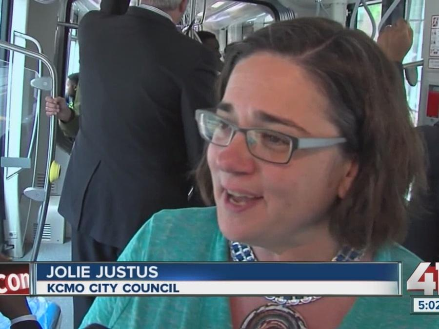 Multiple tickets given out due to streetcar parking