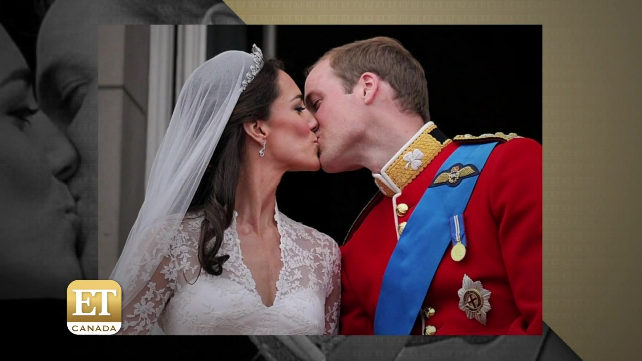 Will And Kate's Fifth Anniversary