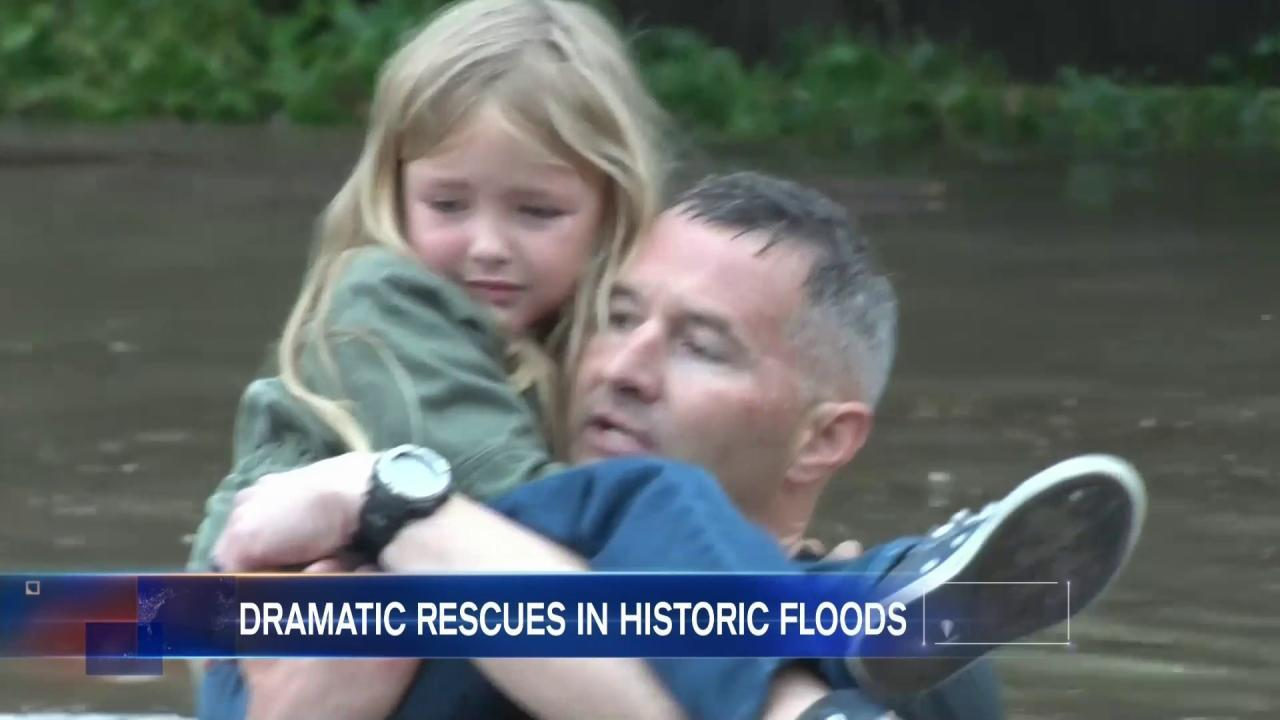 Heavy Rain Batters Mississippi, Causing Widespread Flooding